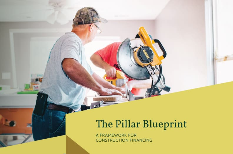 pillar construction blueprint